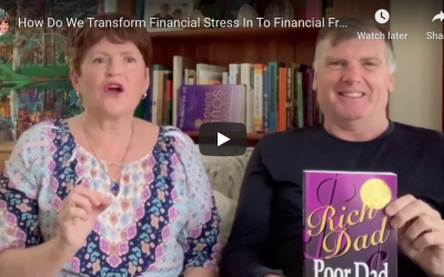 How Do We Transform Financial Stress In To Financial Freedom?